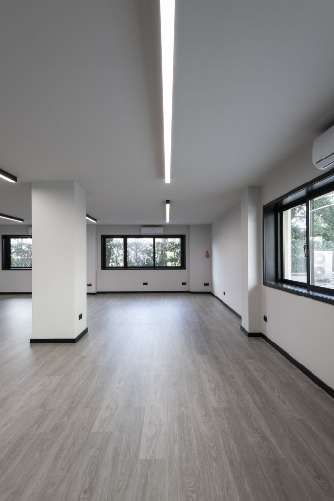 escritório iluminação katoa