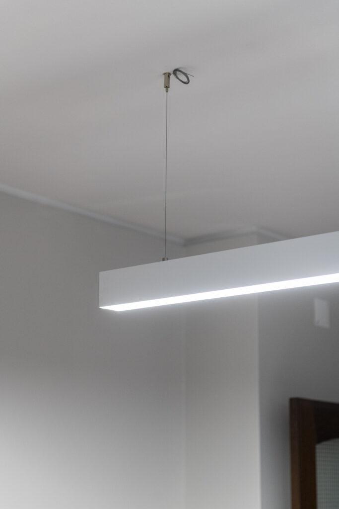 Iluminação Escritório no Porto