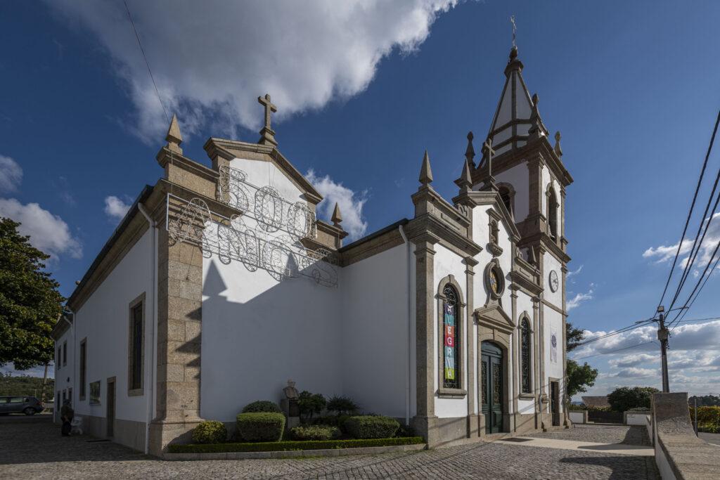 igreja de sobrado parte exterior